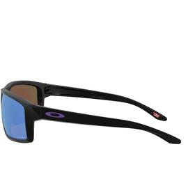 Oakley Gibston Gafas de Sol, matte black/prizm violet polarized